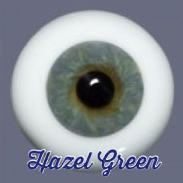 Hazel Green - SMALL IRIS